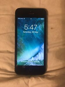iPhone 5 32GB Black Midland Swan Area Preview
