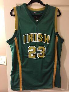 Lebron James St Vincent St Mary's High School Jersey