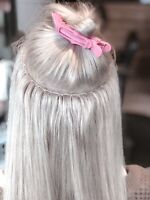Hand-Tied Weft hair extensions workshop