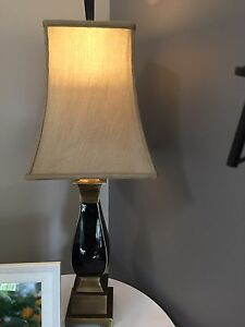 Set of 2 Bombay table lamps