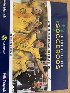 Socceroos coin collection Dundas Parramatta Area Preview