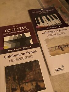 PIANO BOOKS - LEVEL 8 ROYAL CONSERVATORY OF MUSIC