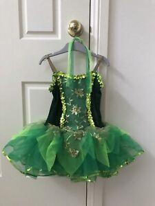 Tinkerbell Ballet  Leotard Dress Size 6 Bella Vista The Hills District Preview