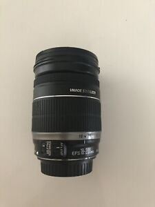 Canon EFS 18-200mm Lens with Image Stabilizer(special order)