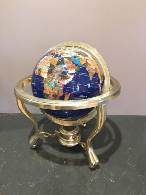 world globe collectors