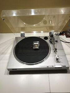 SONY PS-LX2 Direct Drive Automatic Turntable.New stylus incl.