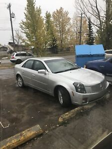 2003 Cadillac CTS 217 Kms RWD Must Go
