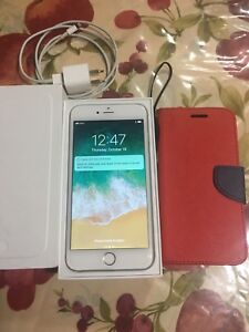 iPhone 6Plus -64Gb Factory Unlocked With Box & Accessories