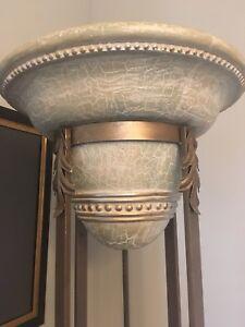 6 ft tall Halogen floor lamp