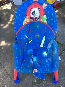 Baby moving chair/ swing