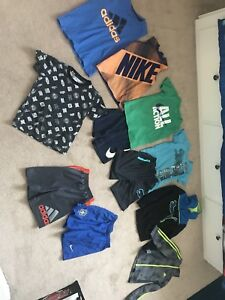 Boys size 5 brand name clothing lot