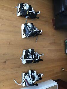Patins de hockey pour enfant