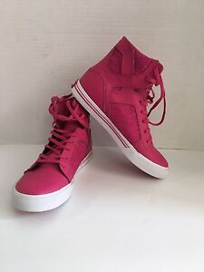 Girls  Supra  sneakers, size 6