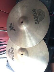 Sabian XS20 Rock Hats
