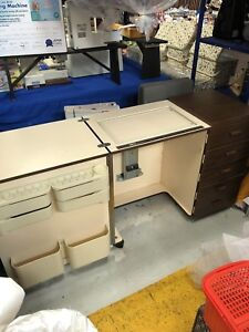 Tree land sewing machine cabinet Malaga Swan Area Preview