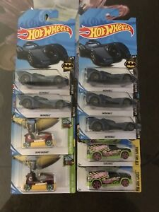 x9 Treasure hunt hot wheels