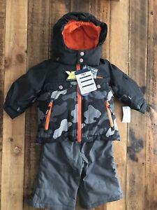 bd28fe5302da Snow Suit 12 Months