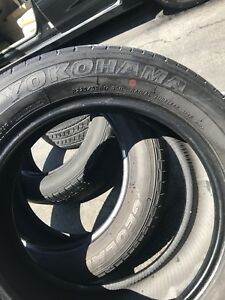 Yokohama Geolandar 225 55 17 all season tires