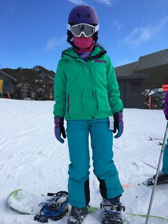 Ski jacket and pants for 12 year old.