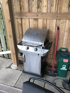 Commercial Infrared Chair broil Propane BBQ