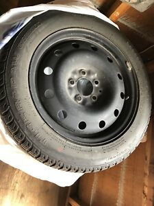 "Winter Tires 16""  205/55R16 UNIROYAL"