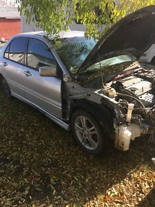 2005 lancer ralliart for parts