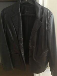 Manteau de cuir Rudsak