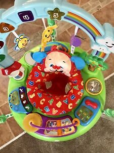 Jumperoo - Laugh and Learn - Fisher Price