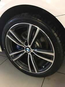"Brand New 19"" BMW 442M Style Rims and Summer Tires!"