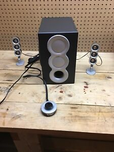 Creative Labs I-Trigue 3400 2.1 Speaker System