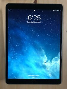 "iPad Pro 10.5"" 256 GB Perfect Condition (With Leather Case)!"