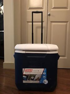 Brand new cooler MOVING SALE