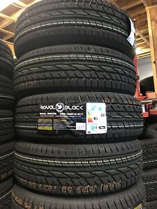 NEW WINTER 195/65/R15 TIRES