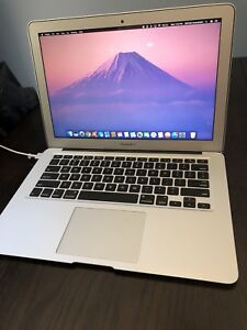 ***PERFECT CONDITION MACBOOK AIR 13""