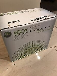 Original XBoX 360 with games.