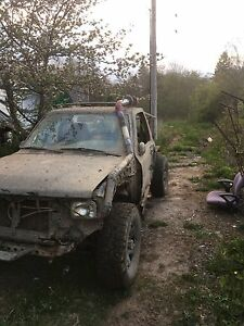 1989 Toyota pickup woods truck or parts only