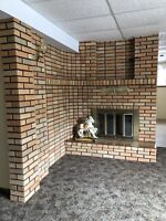 FREE BRICK AND BLOCK FOR CLEAN FILL