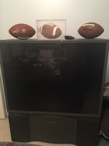 "52"" Toshiba Flat Screen"