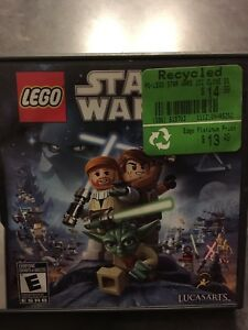 Nintendo DS Game -StarWars 3 Clone