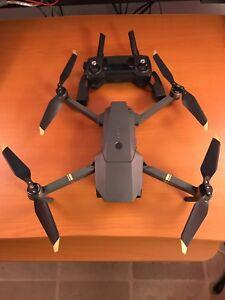 DJI Mavic Pro Drone w/ FLY MORE Bundle