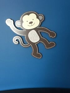 Carters Monkey Boys Nursery