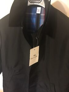 PS by Paul Smith Raincoat/Trench-coat Unlined MAC BRAND NEW