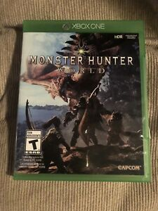 Monster Hunter World for Sale