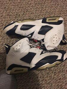 Air Jordan 6 Olympic Size 11