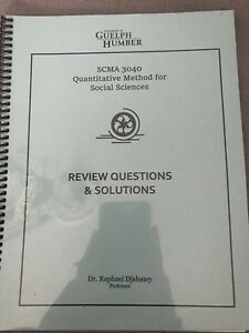 Review questions & solutions
