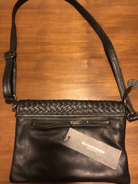 4d1af7361958c Wanderers Travel Co Leather Bag - THE MARSEILLE WOVEN CROSSBODY CLUTCH |  Bags | Gumtree Australia Nedlands Area - Nedlands | 1221493015
