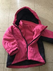 2 in 1 snow jacket