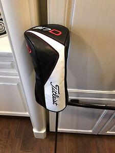 Titleist 917D2 10.5 reg shaft