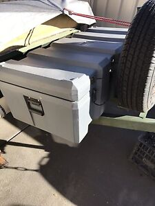 Grey space case tool box Rutherford Maitland Area Preview