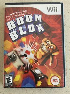 Nintendo Wii Game Boom Blox